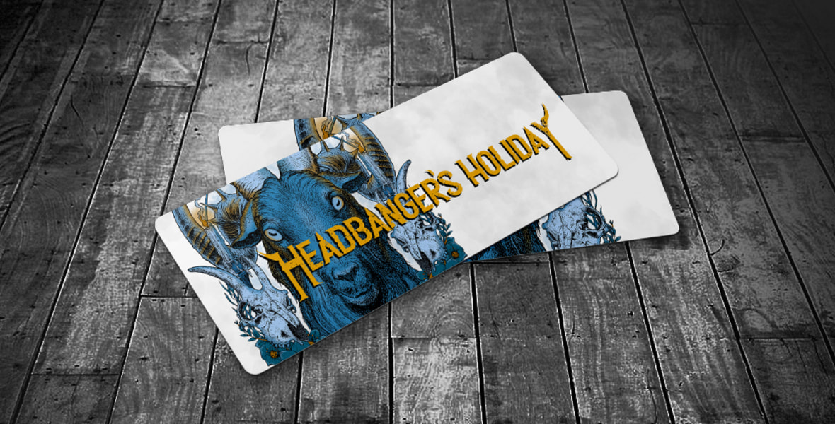 Tickets Headbanger's Holiday Full Festival Ticket,  in Pula